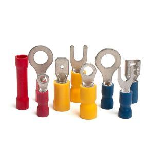 Изолированные наконечники, разъемы и гильзы для проводов